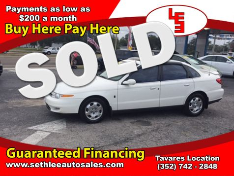 2001 Saturn LS  in Tavares, FL