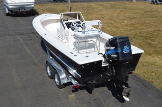 2001 Steiger Craft 21 Super Fly Center Console East Haven, Connecticut 8