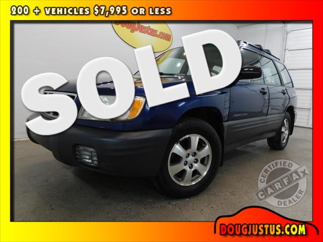 2001 Subaru Forester near Louisville TN 37777 for $4,995.00