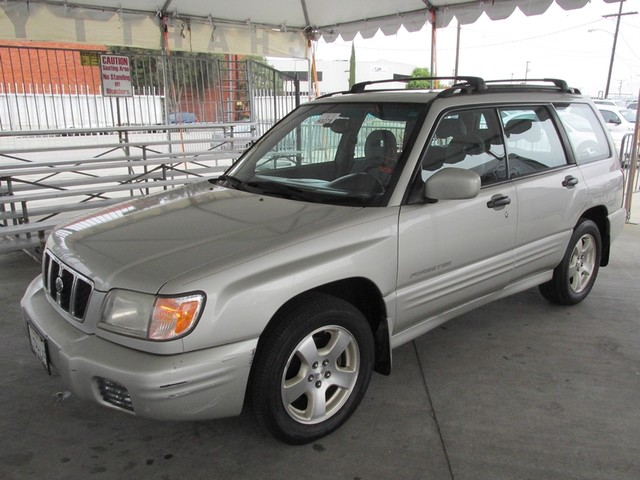 2001 Subaru Forester S wPremium Pkg Please call or e-mail to check availability All of our vehi
