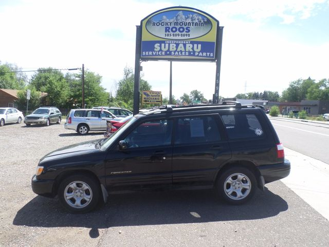 2001 Subaru Forester S w/Premium Pkg Golden, Colorado 2
