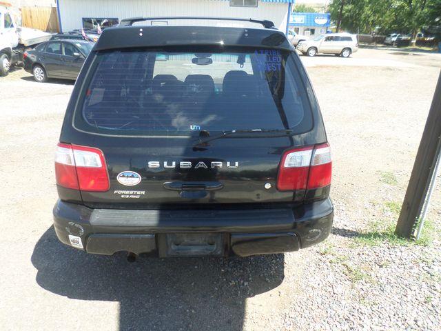 2001 Subaru Forester S w/Premium Pkg Golden, Colorado 3