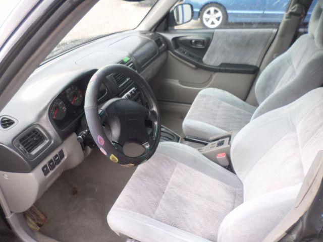 2001 Subaru Forester S w/Premium Pkg Golden, Colorado 5