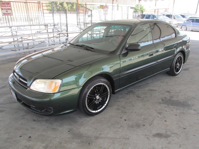 2001 Subaru Legacy L Please call or e-mail to check availability All of our vehicles are availa