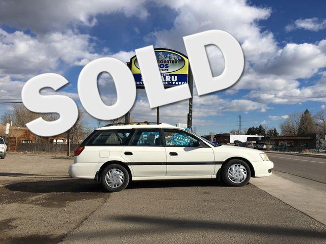 2001 Subaru Legacy L -Affordable LOW MILEAGE all wheel drive Golden, Colorado 0