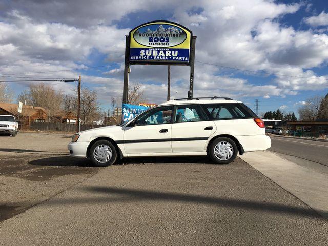 2001 Subaru Legacy L -Affordable LOW MILEAGE all wheel drive Golden, Colorado 2