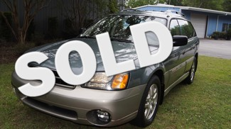 2001 Subaru Outback in Charleston SC