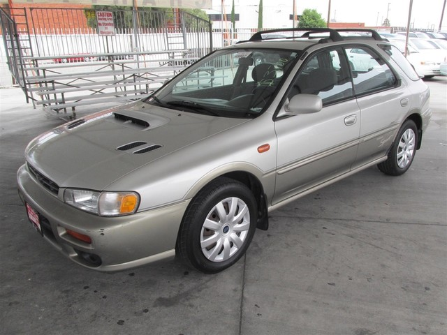 2001 Subaru Outback Sport Please call or e-mail to check availability All of our vehicles are a