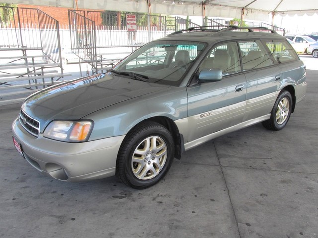 2001 Subaru Outback Ltd Please call or e-mail to check availability All of our vehicles are ava