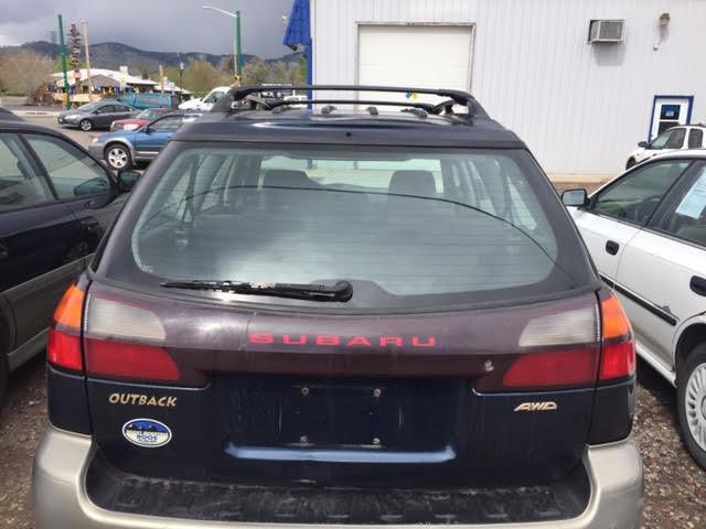 2001 Subaru Outback Manual = New Clutch; Recent HGasket & TBelt/WPump Golden, Colorado 3
