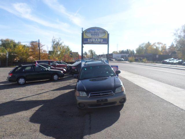 2001 Subaru Outback H6 L.L. Bean Edition. New H/G Golden, Colorado 1
