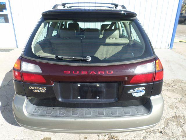 2001 Subaru Outback H6 L.L. Bean Edition. New H/G Golden, Colorado 5