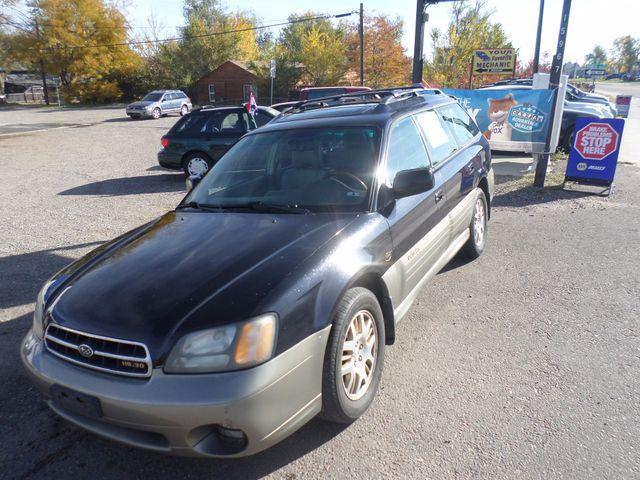 2001 Subaru Outback H6 L.L. Bean Edition. New H/G Golden, Colorado 2