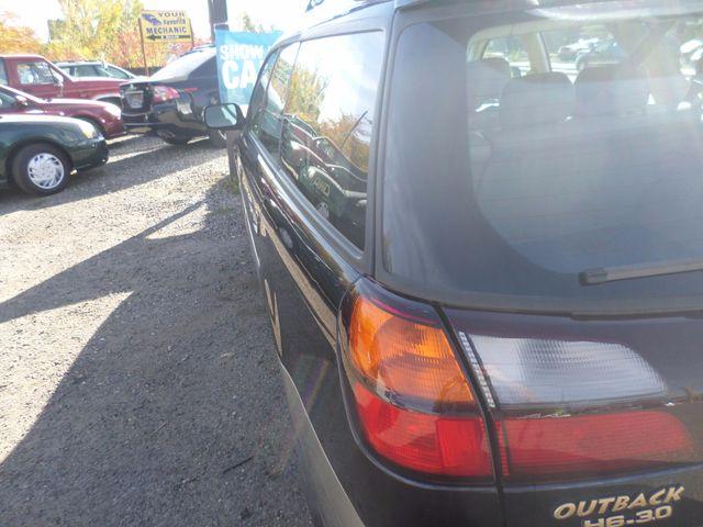 2001 Subaru Outback H6 L.L. Bean Edition. New H/G Golden, Colorado 6