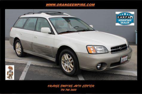 2001 Subaru Outback Ltd in Orange, CA