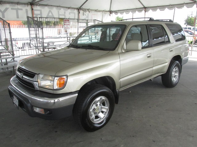 2001 Toyota 4Runner SR5 Please call or e-mail to check availability All of our vehicles are ava