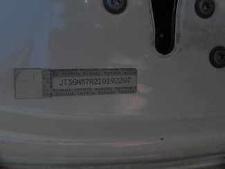 2001 Toyota 4Runner Limited Little Rock, Arkansas 5