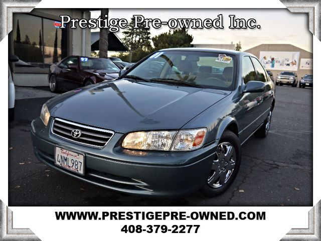 2001 Toyota Camry LE 2001 TOYOTA CAMRY LE SEDAN---SUPER LOW 70K MILES VERY WELL CARED FOR MILE
