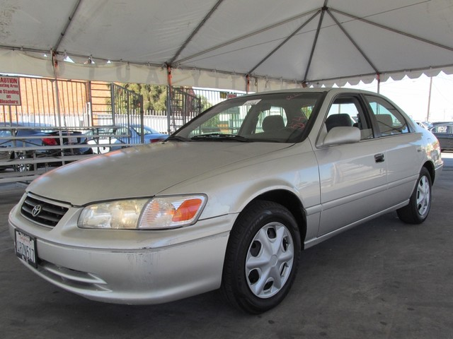 2001 Toyota Camry CE Please call or e-mail to check availability All of our vehicles are availab