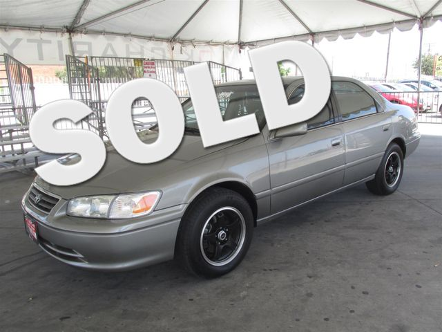 2001 Toyota Camry LE Please call or e-mail to check availability All of our vehicles are availa