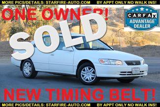 2001 Toyota Camry LE Santa Clarita, CA