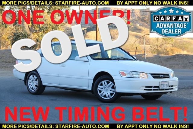 2001 Toyota Camry LE Santa Clarita, CA 0