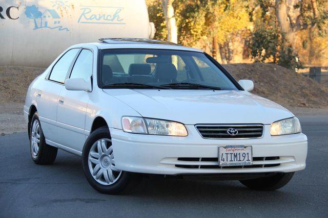 2001 Toyota Camry LE Santa Clarita, CA 3