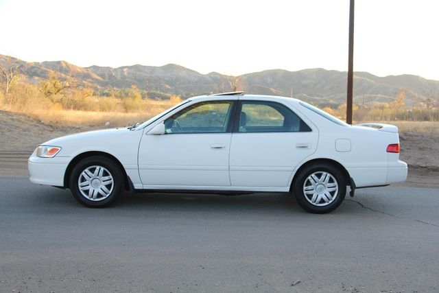 2001 Toyota Camry LE Santa Clarita, CA 5