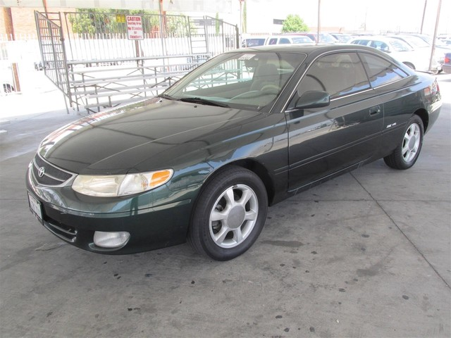 2001 Toyota Camry Solara SE This particular Vehicles true mileage is unknown TMU Please call o