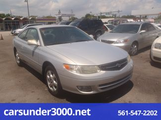 2001 Toyota Camry Solara SLE Lake Worth , Florida