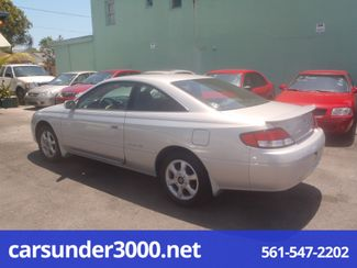 2001 Toyota Camry Solara SLE Lake Worth , Florida 2