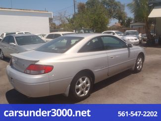 2001 Toyota Camry Solara SLE Lake Worth , Florida 3