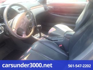 2001 Toyota Camry Solara SLE Lake Worth , Florida 4