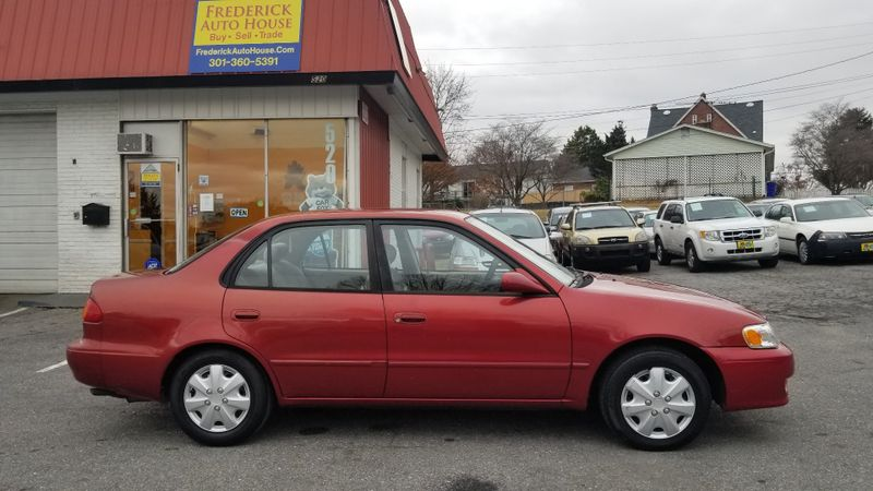2001 Toyota Corolla LE  in Frederick, Maryland