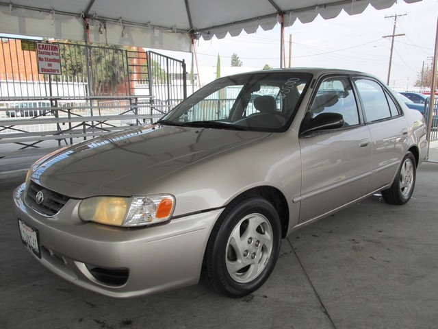 2001 Toyota Corolla LE Please call or e-mail to check availability All of our vehicles are avail