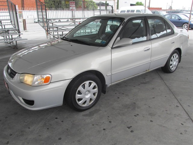 2001 Toyota Corolla LE Please call or e-mail to check availability All of our vehicles are avai