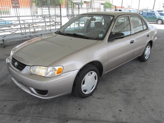 2001 Toyota Corolla CE This particular vehicle has a SALVAGE title Please call or email to check