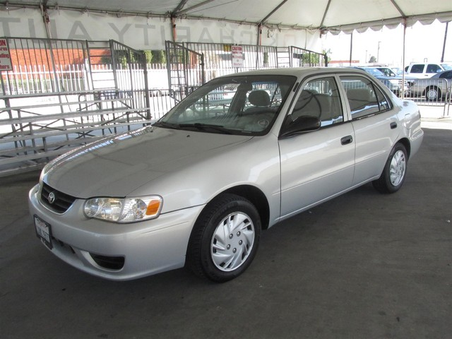 2001 Toyota Corolla CE Please call or e-mail to check availability All of our vehicles are avai