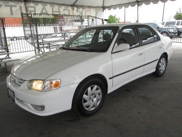 2001 Toyota Corolla S Please call or e-mail to check availability All of our vehicles are avail