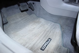 2001 Toyota Corolla LE Kensington, Maryland 22