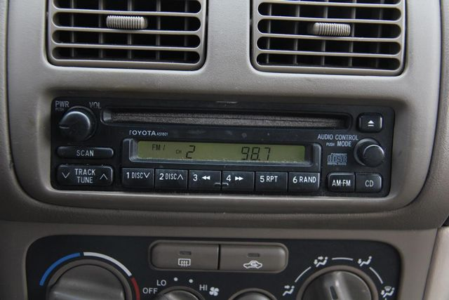 2001 Toyota Corolla CE Santa Clarita, CA 19