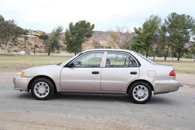 2001 Toyota Corolla CE Santa Clarita, CA 11