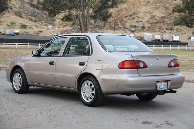 2001 Toyota Corolla CE Santa Clarita, CA 5