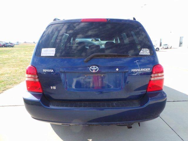 2001 Toyota Highlander V6 Cape Girardeau, Missouri 3