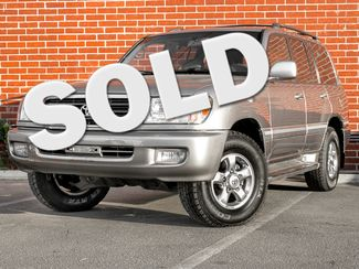 2001 Toyota Land Cruiser Burbank, CA