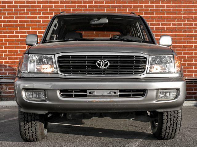2001 Toyota Land Cruiser Burbank, CA 2