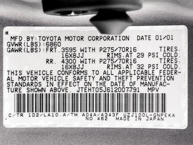 2001 Toyota Land Cruiser Burbank, CA 28