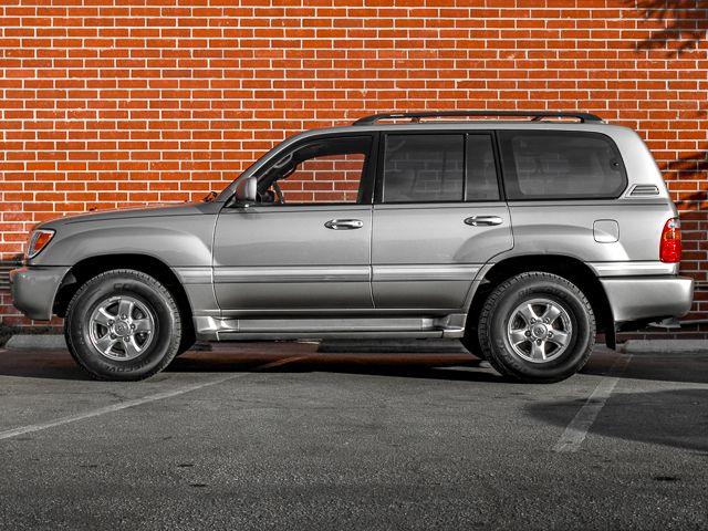2001 Toyota Land Cruiser Burbank, CA 7