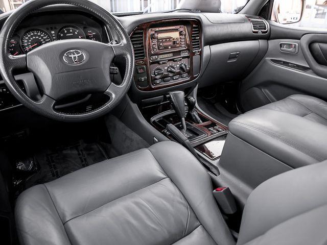 2001 Toyota Land Cruiser Burbank, CA 9