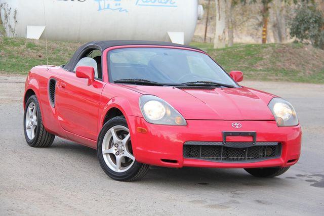 2001 Toyota MR2 Spyder Santa Clarita, CA 3
